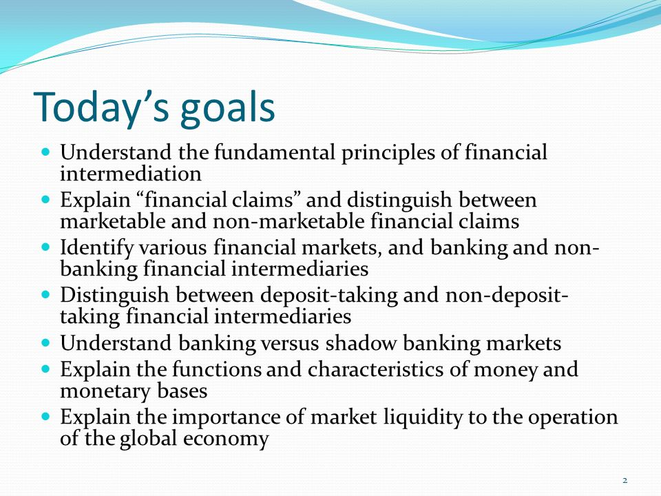 what is financial system explain its functions