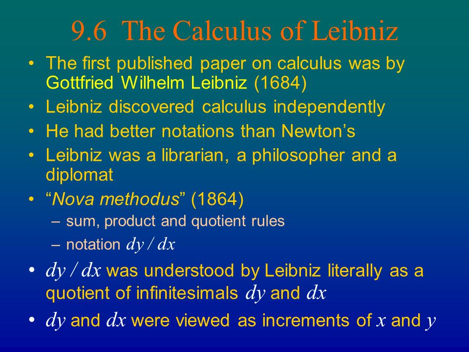 the contribution of calculus in the Famous mathematicians mathematics is a field that many people shy away from, but there are some who had a passion for numbers and making discoveries regarding equations, measurements, and other numerical solutions in history.