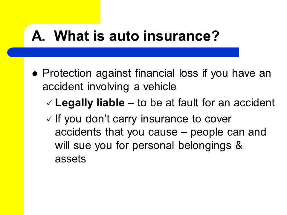 Image result for what is auto insurance