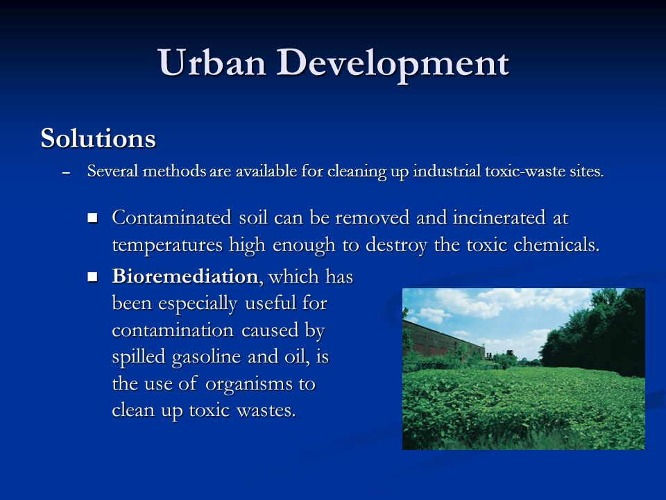 Urban Development Solutions