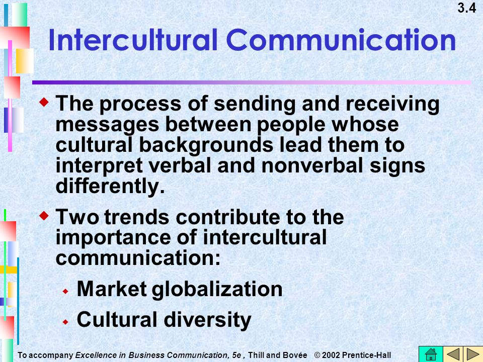 Communicating Interculturally - ppt video online download