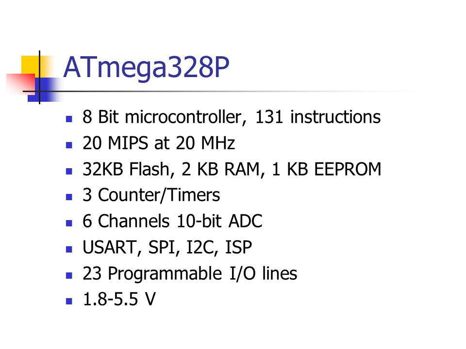 328eforth For Arduino Uno C H Ting February 16 2012 Svfig Ppt