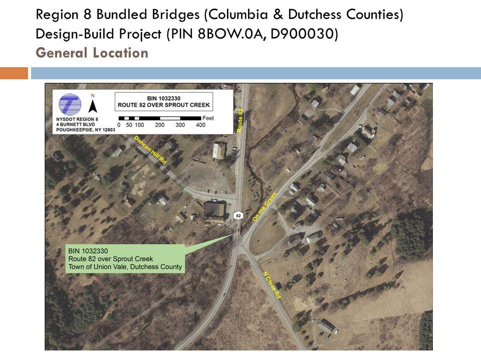 9 Region 8 Bundled Bridges Columbia u0026