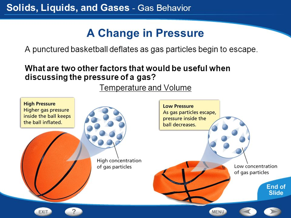 how to find temperature from pressure and volume