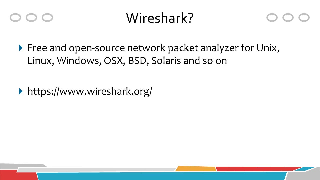 Packet Analysis with Wireshark - ppt video online download