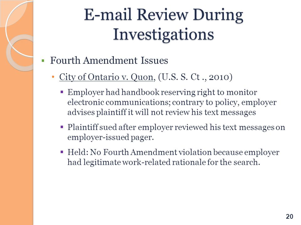employers right to monitor employee email essay Server, employers may monitor e-mail from the work e-mail address provided to you or monitor any e-mail stored on your work computer your employer can monitor your computer, internet and email activity if you were not aware of this, visit workplacefairnessorg right away to learn more.