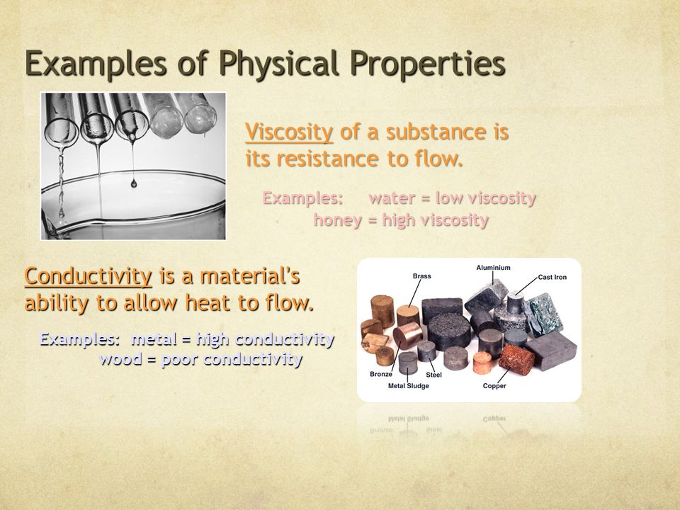 Images of Physical Property Examples - #rock-cafe