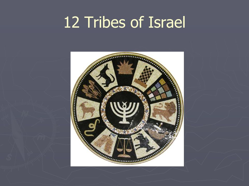 12 tribes of israel Who are the 12 tribes of israel one of the most often debated questions in world and biblical history is who are the lost tribes of the nation of israel many myths and fables have been told of the whereabouts of the israelite descendants while several nations continue to.