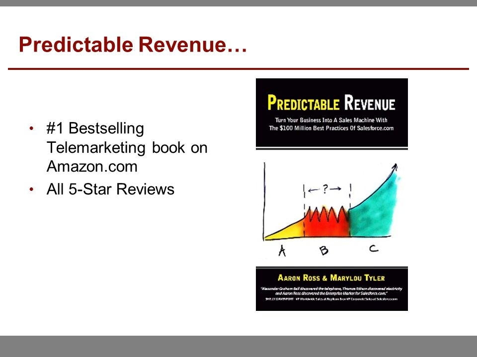 Predictable Revenue Collection Of Slides Sketches Ppt Download