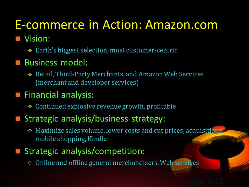 Chapter 9 Online Retail and Services - ppt video online download