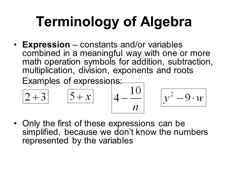 Elementary Algebra Exam 1 Material Ppt Download