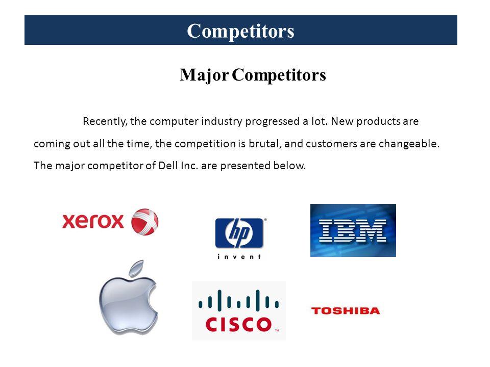 dell competitors