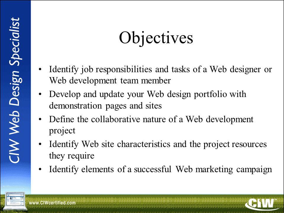 Web Design Specialist Ppt Download