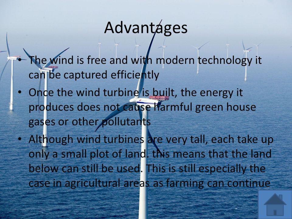 advantages of modern technology