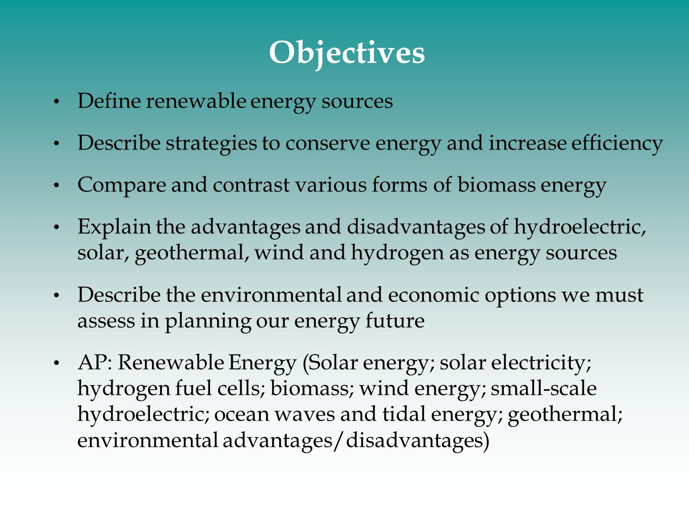 achieving energy sustainability - ppt download