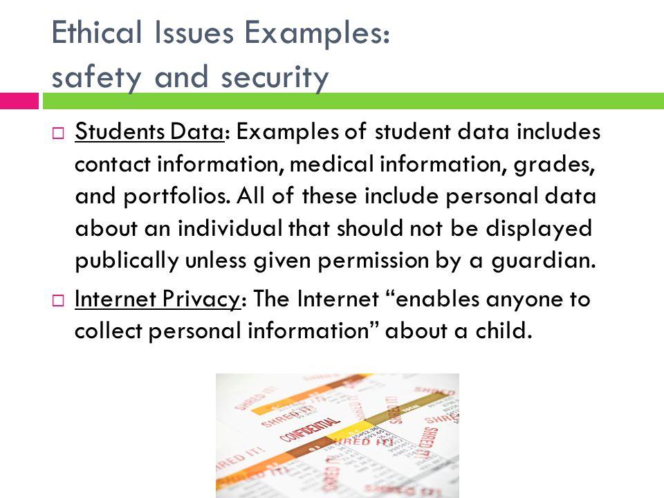 Maryland Teacher Technology Standard Iii Legal Social And Ethical