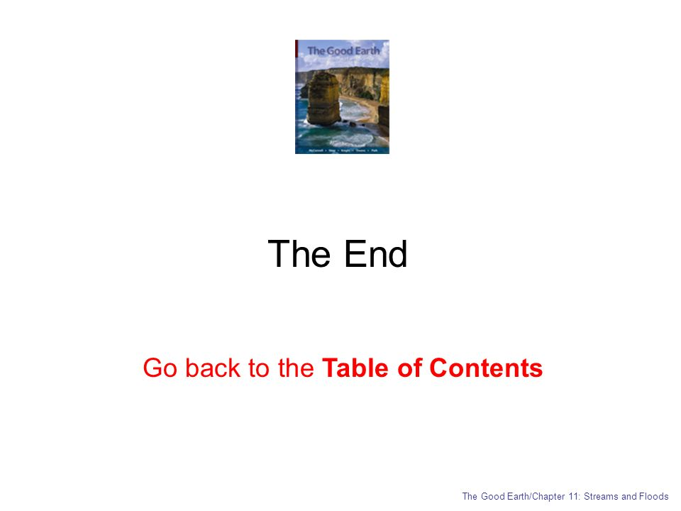 Go back to the Table of Contents