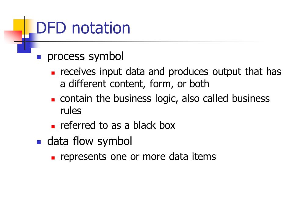 Data flow diagrams  - ppt video online download