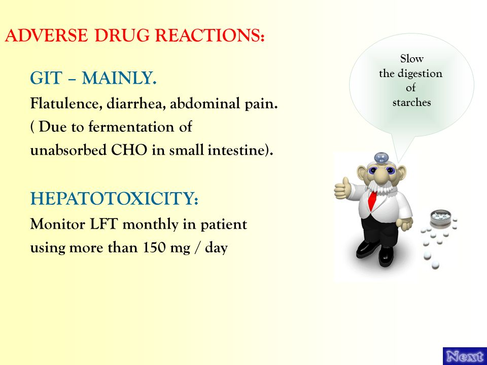 ADVERSE DRUG REACTIONS:
