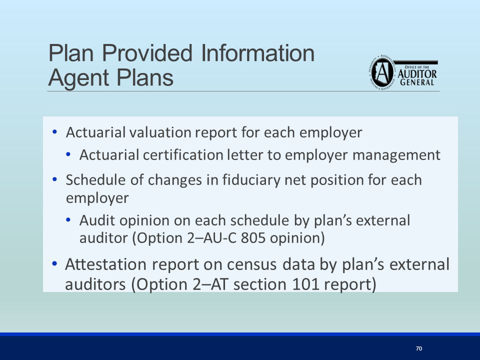 Gasb 68 Accounting And Auditing Issues Implementation Is Coming