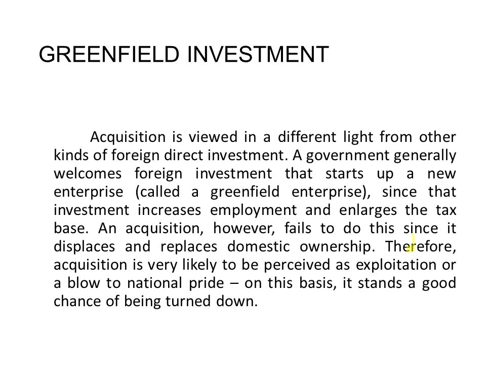 advantages and disadvantages of brownfield investment