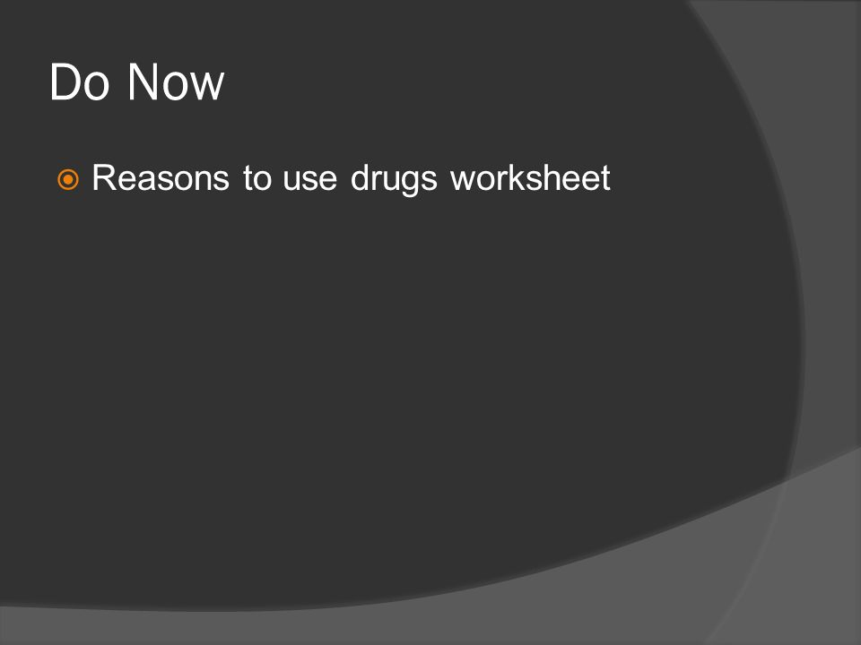 Chapter 22 ILLEGAL DRUGS. - ppt video online download