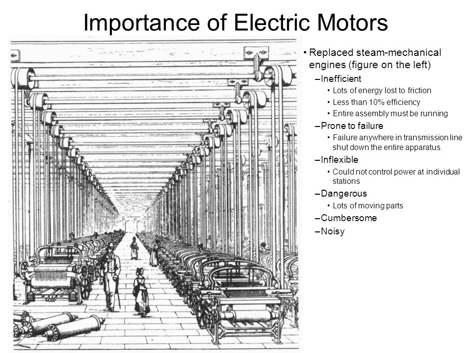 Importance of Electric Motors