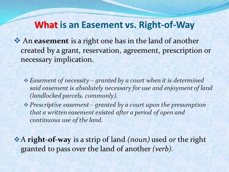 Rights Of Way Over Indian Lands Ppt Download