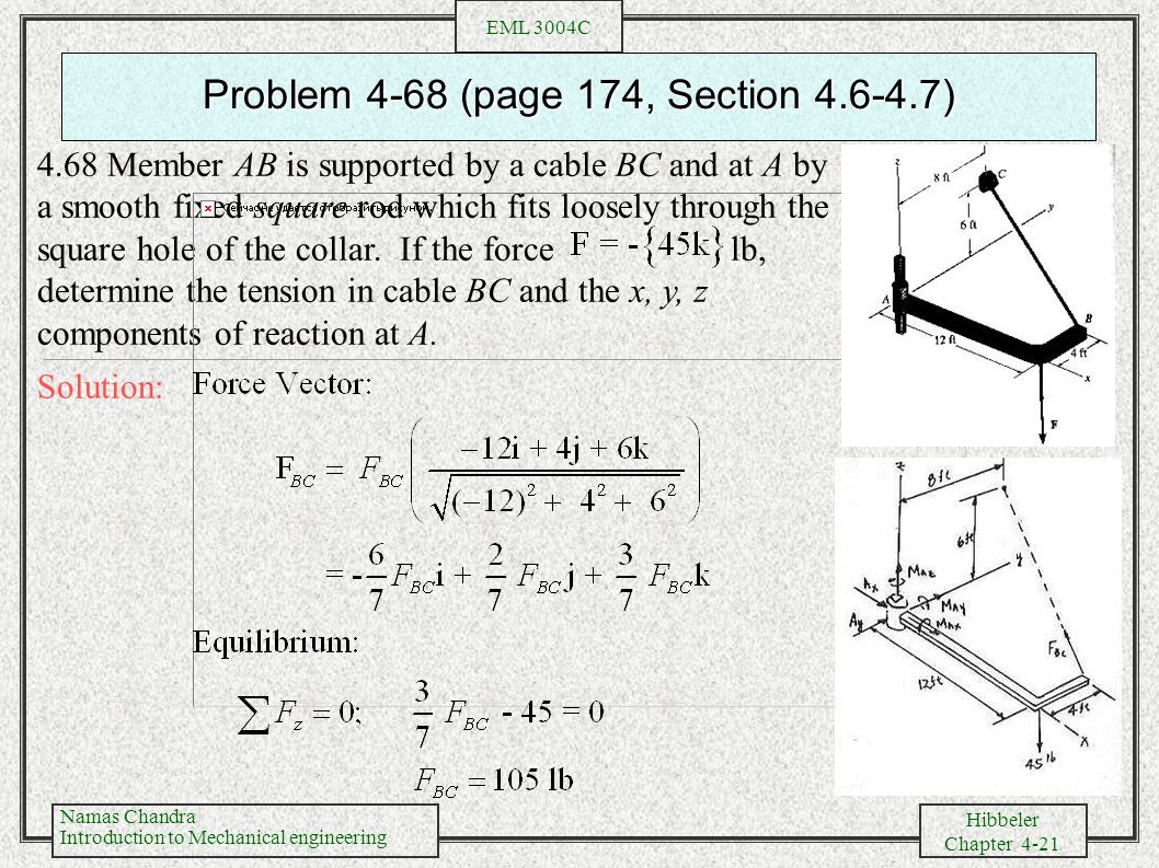 Problem 4-68 (page 174, Section )