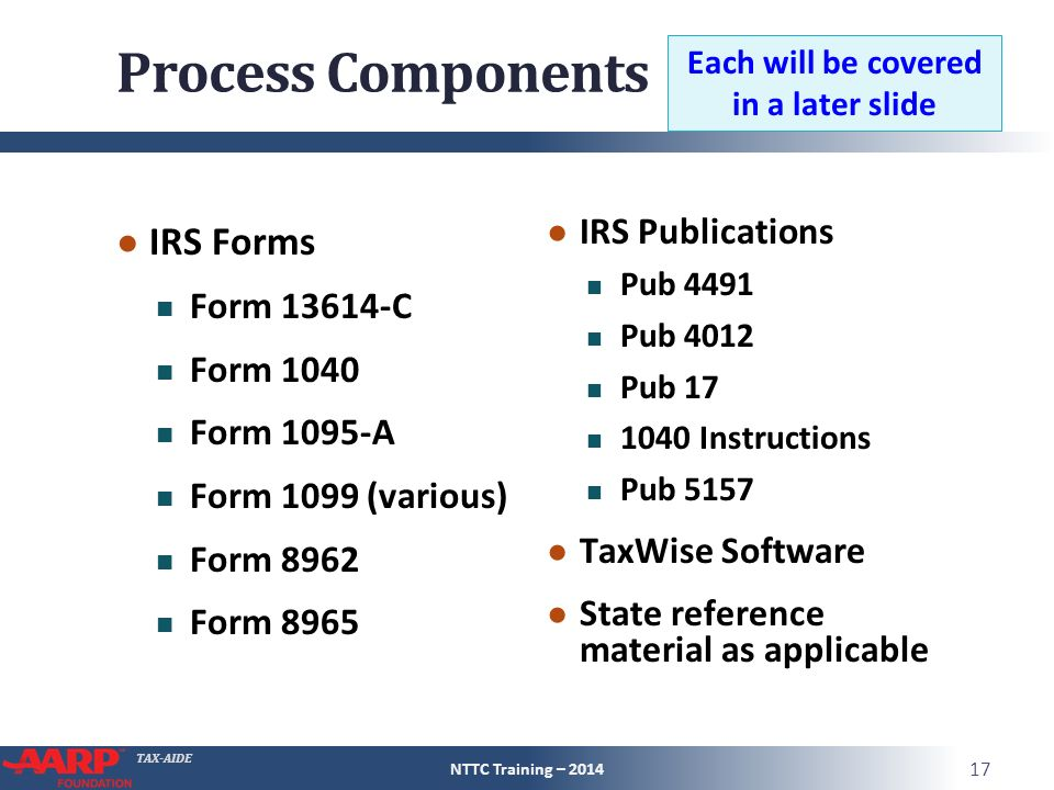 Tax Preparation Course Introduction Ppt Video Online Download