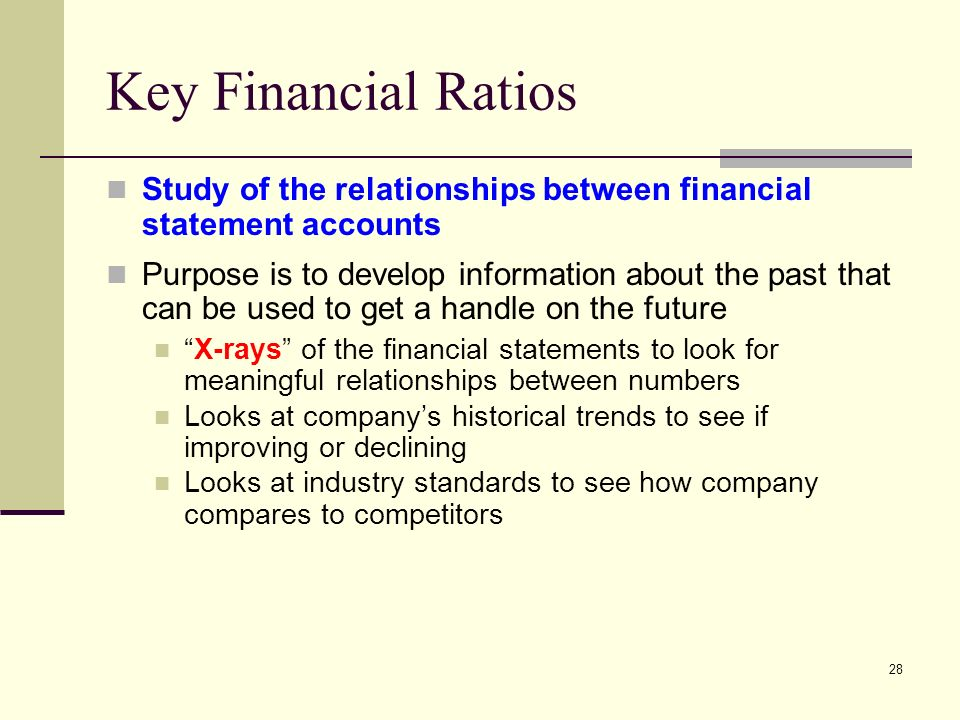 Analyzing Common Stocks - ppt video online download