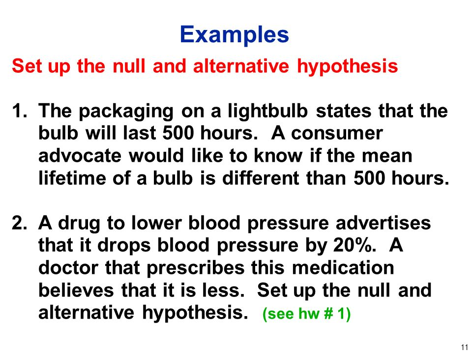 1 hypothesis testing can be used to determine whether hypothesis.