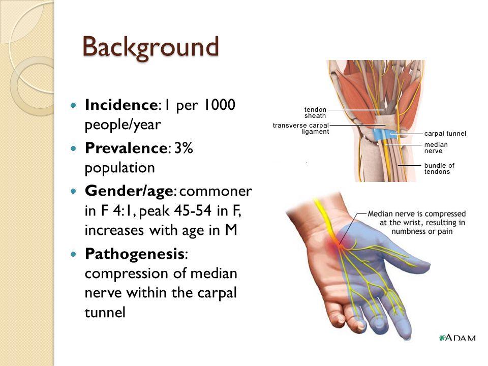 carpal tunnel syndrome physiotherapy management ppt őssejtek kezelése