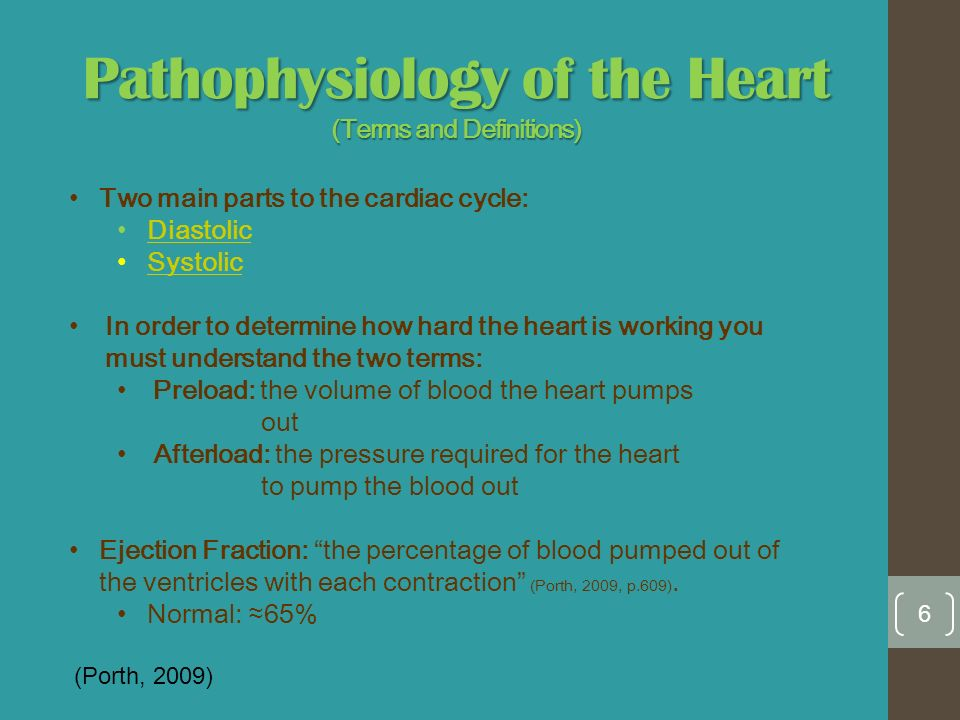 Dilated cardiomyopathy ppt video online download pathophysiology of the heart terms and definitions ccuart Gallery
