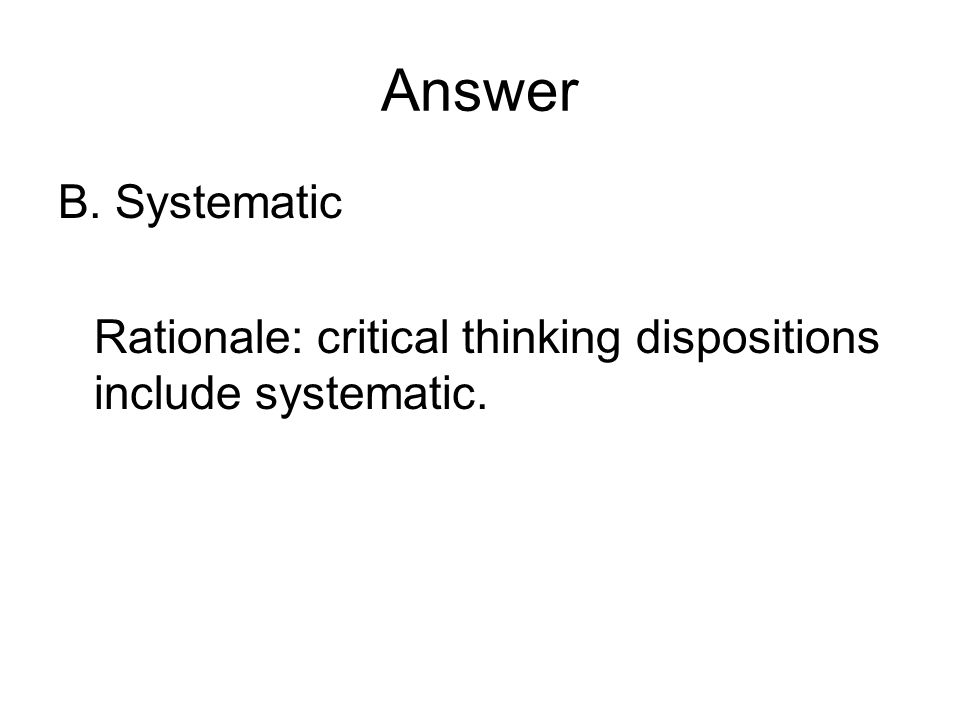 critical rationale essays Critical thinking and writing for nursing students, exeter, learning matters readers are introduced to the process of critical and reflective thinking and the translation of these into.