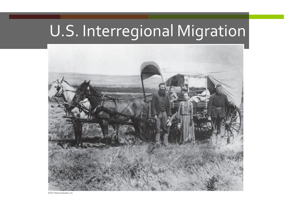 U.S. Interregional Migration