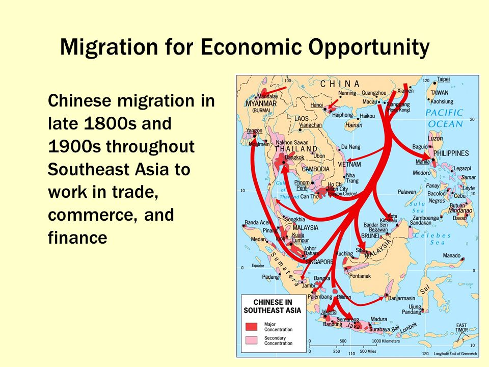 Migration for Economic Opportunity