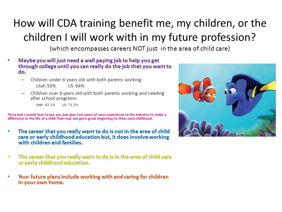 What Students are saying about the CDA Training - ppt video online ...