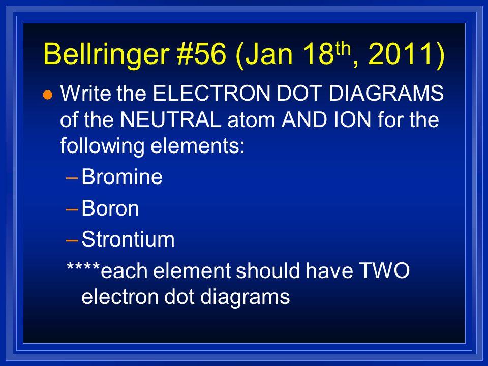 Bromine Dot Diagram Alone House Wiring Diagram Symbols