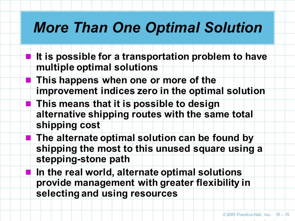 Transportation Models - ppt download