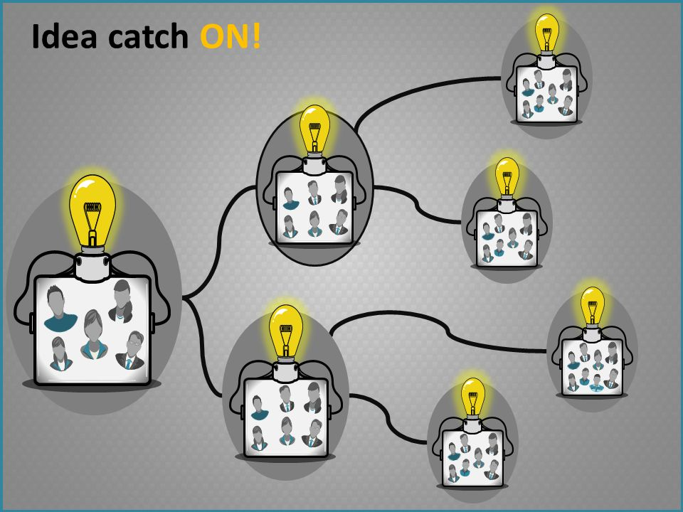Idea catch ON!