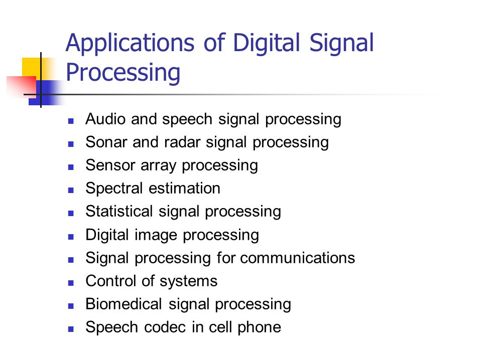 speech signal processing Centre for vision, speech and signal processing (cvssp) creating machines that can see, hear and understand the world around them our centre is an internationally recognised leader in audio-visual machine perception research.