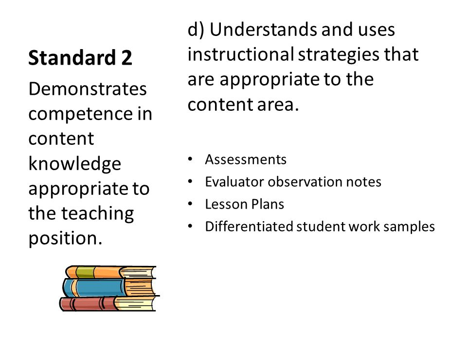 Iowa Teaching Standards Criteria And Evidence Ppt Download