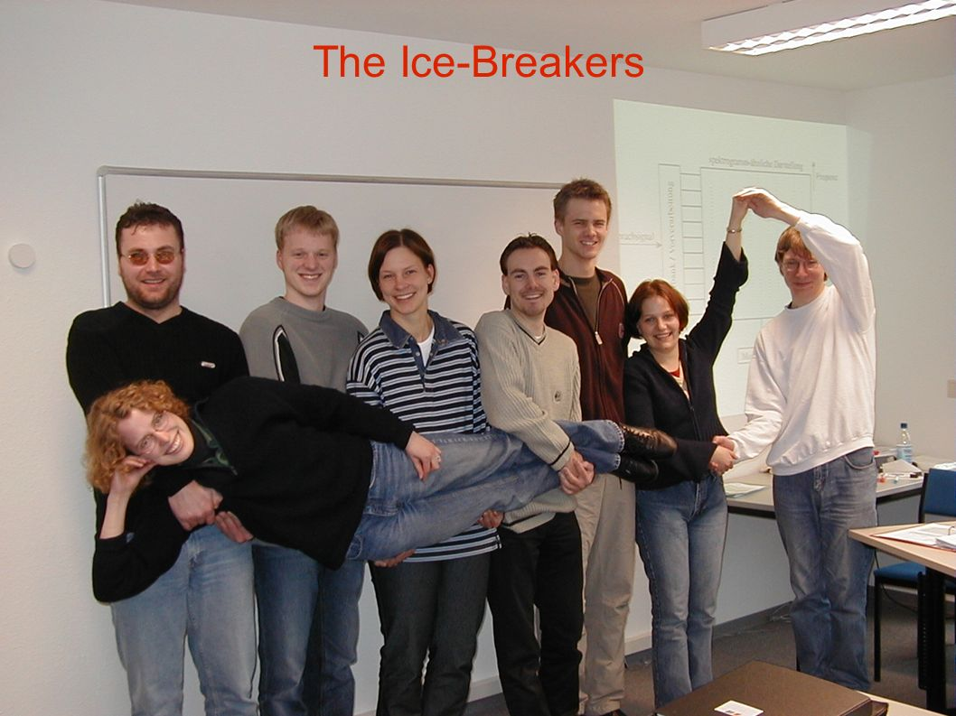 The Ice-Breakers