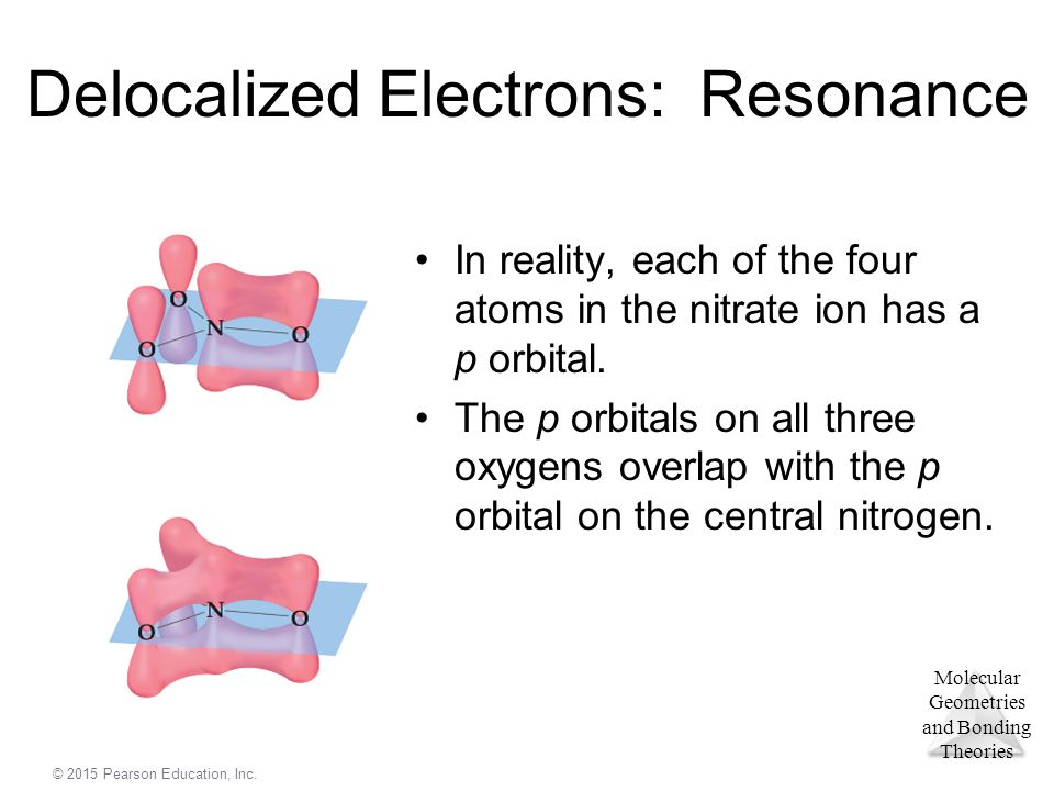Chapter 9 molecular geometry and bonding theories ppt video online 54 delocalized electrons resonance ccuart Choice Image