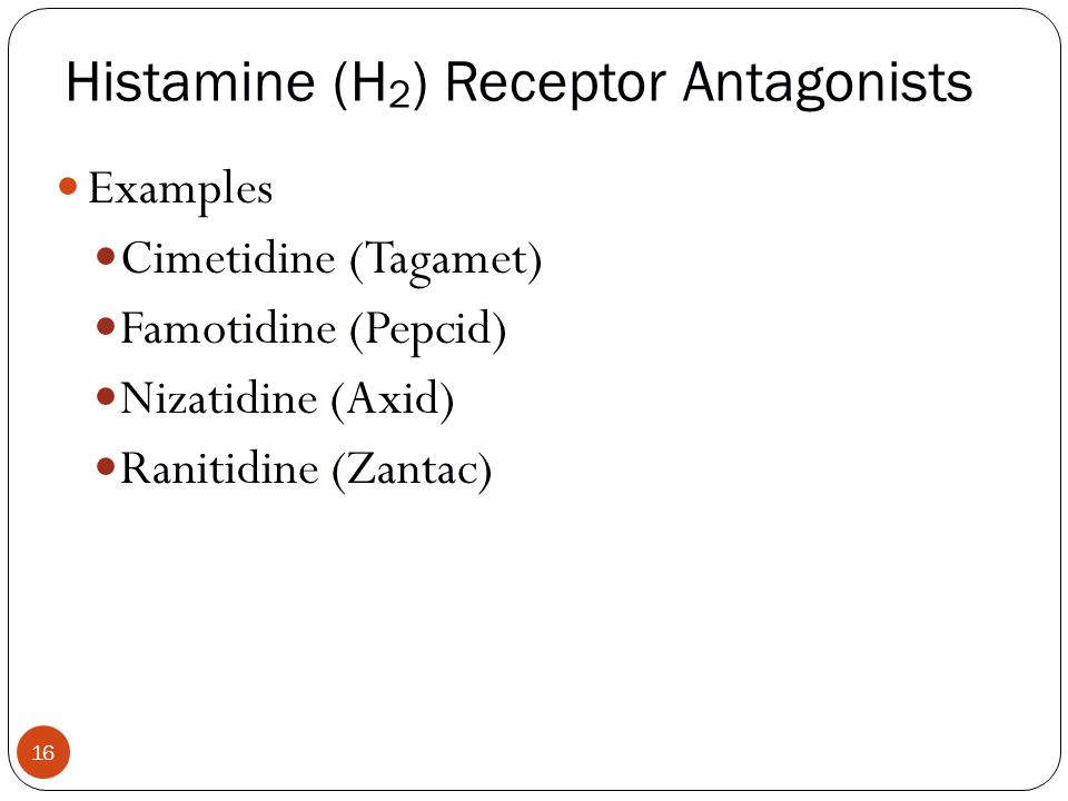 Introduction of anti-histamine ppt video online download.