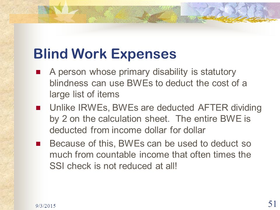 Navigating SSA Work Incentives and Employment - ppt video