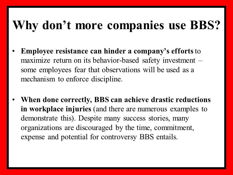 Benefits of Behavior-Based Safety ADV TTT ppt video online download
