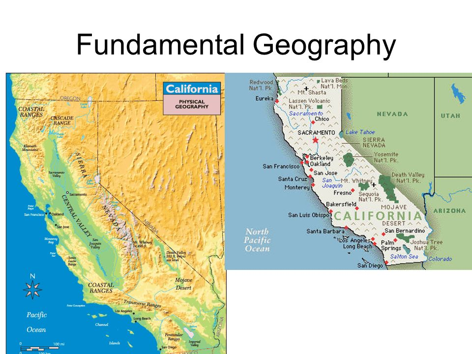 Fundamental Geography