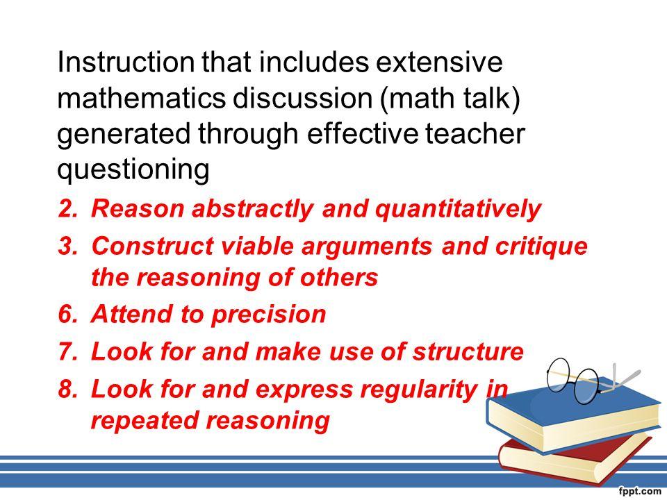 cognitive strategy instruction math